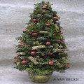 Réalisons un arbre de Noël décoratif