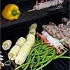 De délicieux légumes passés au barbecue