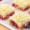 Réussir un crumble de rhubarbe