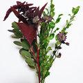 Savourez la beauté d'un bouquet de fleurs sauvages
