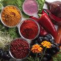 Ces colorants naturels présents dans notre alimentation