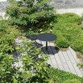 Un jardin sans gazon? C'est beau également!