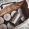 Du marc de café aux briquettes écologiques