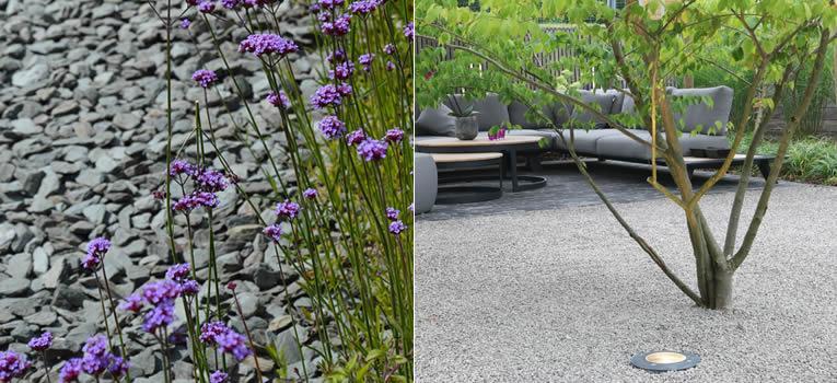 Un jardin - Jardin sans gazon ...