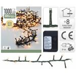 LED-Lichterkette Microcluster - 1000 LEDs