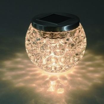 lampe brillante sur nergie solaire eclairage solaire clairage du jardin d coration et. Black Bedroom Furniture Sets. Home Design Ideas