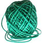 Bindeschlauch elastisch Ø 5 mm - 85 Meter grün