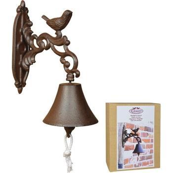 Cloche d 39 entr e avec un oiseau dans une bo te cadeau sonnettes et heurtoirs pour vos portes - Acheter une cloche de porte ...