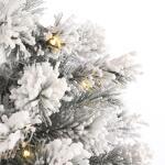 Dinsmore Weihnachtsbaum aus Kunststoff mit Beleuchtung - 45 x 23 cm