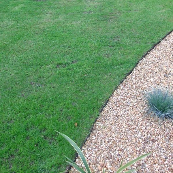 Bordure de jardin en caoutchouc pour bordurer le gazon petits l ments de bordure - Bordure caoutchouc jardin ...
