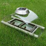 Igelfutterhaus - Solar