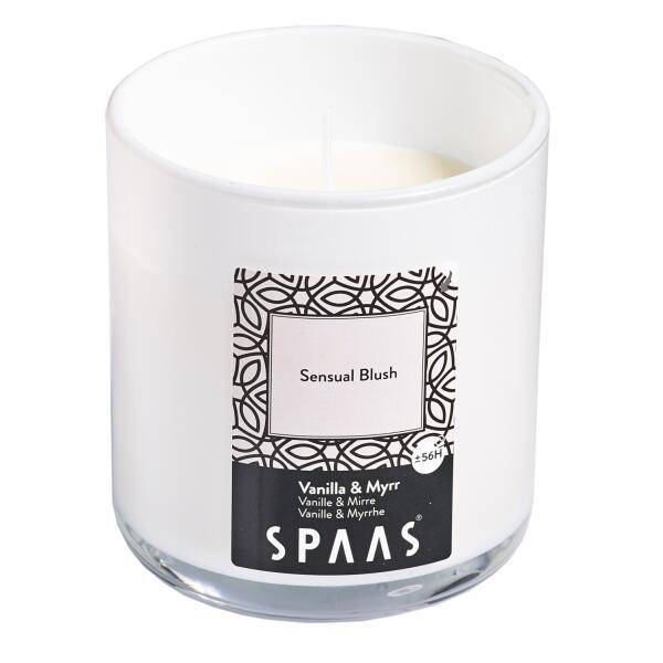 Bougie odorante acheter vanille myrrhe bougie odorante for Tout pour la maison en ligne