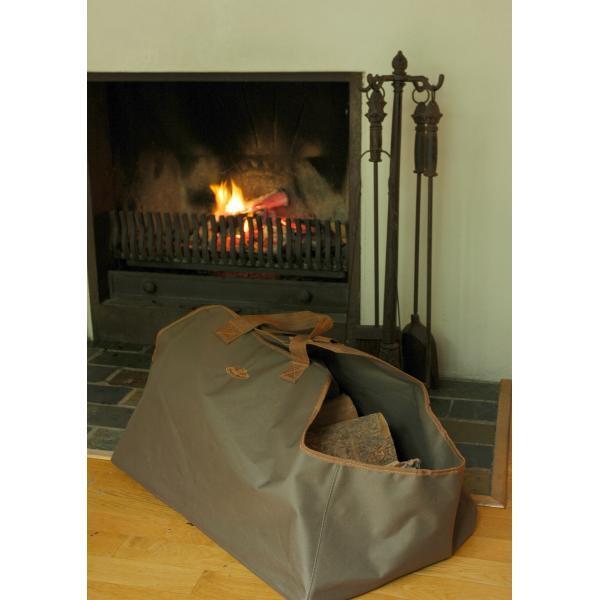 sac pour bloc de foyer deluxe barbecues et feux tout. Black Bedroom Furniture Sets. Home Design Ideas