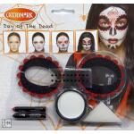Halloween Make-up-Set für Damen