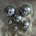 Spiegelkugeln - Set mit 6 Stück (6 stück)
