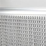 Insektenvorhang Gliederkette Aluminium - 90 x 200 cm