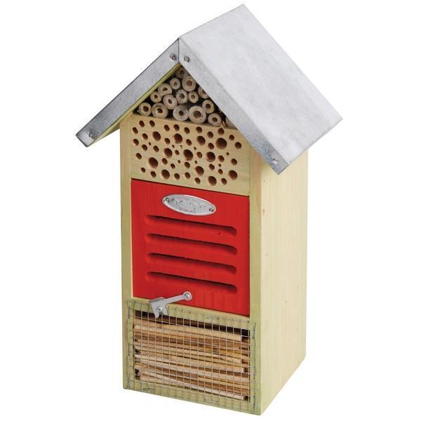 Insektenhotel Kaufen Verschiedene Insektenhauser Fur Marienkafer