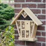 Insektenhaus mit verschiedenen Kammern 40 cm