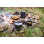 Set de cuisson pour camping - 4 éléments