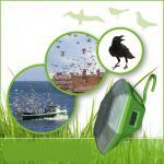 Katzen- und Vogelschreck - Solar