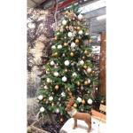 Sapin de Noël synthétique - 180 cm