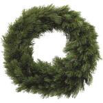 Couronne de Noël verte Forest Frosted Ø 90 cm - Triumph Tree