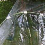 Klammern für Folie oder Netz 10 mm (20 stück)