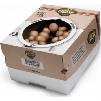 Set de culture pour 7,5 l champignons de Paris bruns