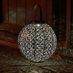 Laterne Damascus - Solar Ø 22 cm