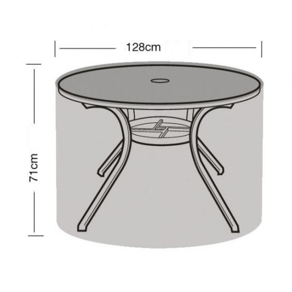Acheter une housse de protection pour une table ronde | Housses pour ...