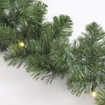Norton Girlande grün mit LED-Leuchten - L 270 cm