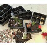 Sets de culture pour semer, sevrer, planter, faire des boutures,... (10 pièces)
