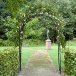 Arche massive pour rosiers - 150 x 40 x 230 cm