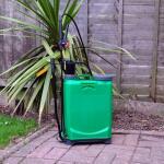 Rückensprühgerät grün - 16 Liter