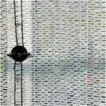 Schattentuch - Schutznetz 180 x 500 cm