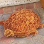 Schuhbürste Schildkröte Kokos