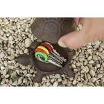 Schlüsselversteck Schildkröte