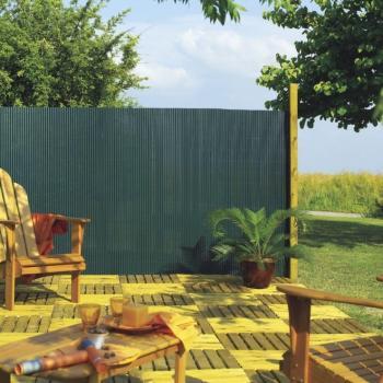 Ecran de jardin vert - 3 x 1 m