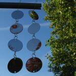 Vogelabwehr reflektierende Spiegel