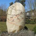 Pflanzenschutzhülle 120 x 180 cm Vogelmuster