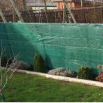 Filet coupe-vent et brise-vue 1,5 x 9 m
